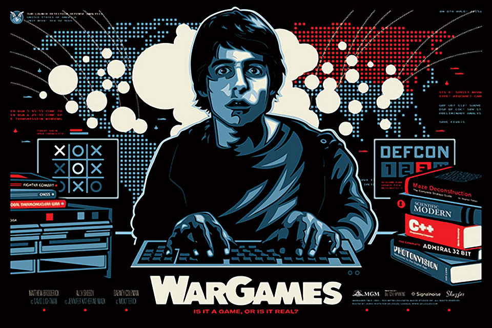 wargames_movie_poster__Macguffilms