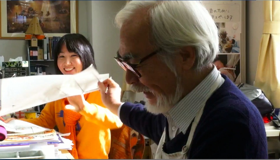 Yume to kyoki no okoku _ The Kingdom of Dreams and Madness (Foto película) 5879