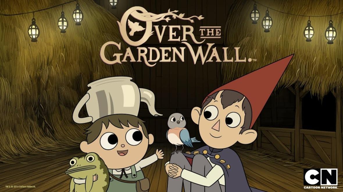 Over The Garden Wall joya animación