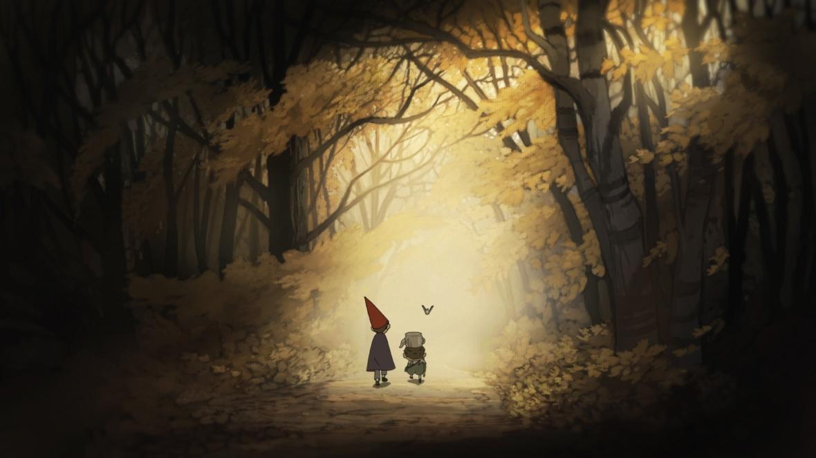 over-the-garden-wall mejor serie de animacion del año