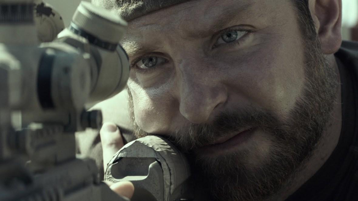 Bradley Cooper el Francotirador