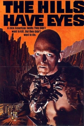 the hills have eyes original poster