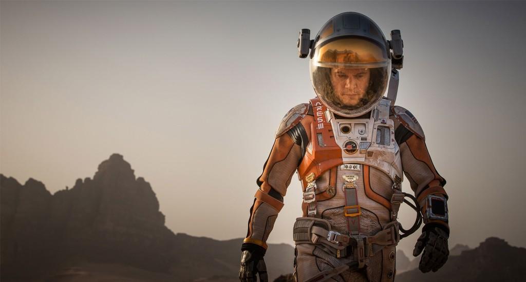 Marte la película que la NASA quiere que veas
