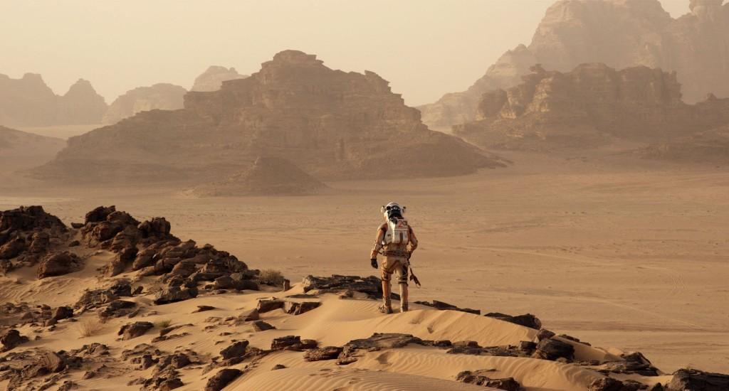 Marte propaganda de la NASA