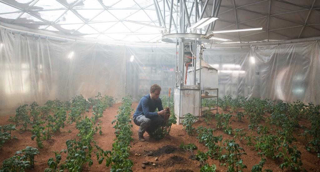 Marte y la NASA