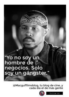 Avon The Wire frases