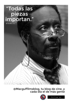 Lester Freamon The Wire Frases