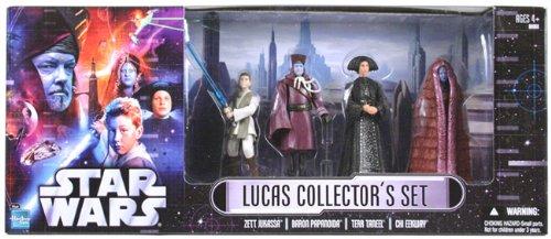 Merchandising loco de Star Wars george lucas familia